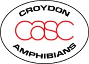 Croydon Amphibians Swimming Club logo
