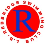 London Borough of Redbridge Swimming Club logo