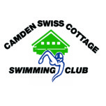 Camden Swiss Cottage Swimming Club logo