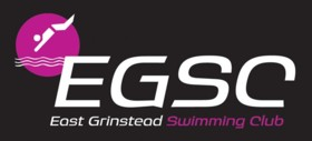 East Grinstead Swimming Club logo