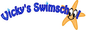 Vicky's Swimschool logo