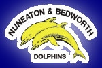 Nuneaton & Bedworth Swimming Club logo