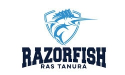 Razorfish Swim Team logo