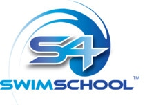 S4 Swim School logo