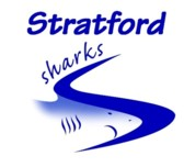Stratford Sharks Amateur Swimming Club logo