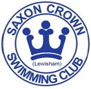 Saxon Crown (Lewisham) Swimming Club logo
