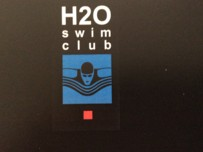H2O Swim Club logo