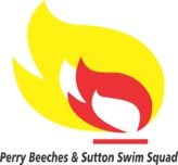 Perry Beeches & Sutton Swim Squad logo