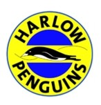 Harlow Penguins Swimming Club logo