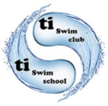 TI Swim Club logo